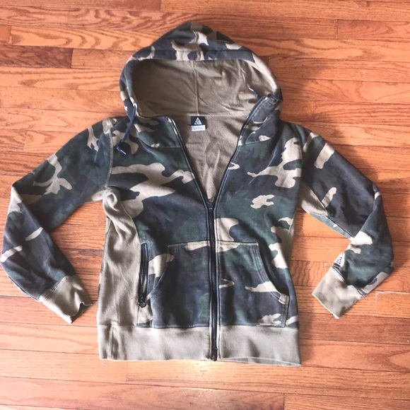 online shop best selling performance sportswear Nike ACG Woodland Camo US SPECIAL FORCES Jacket
